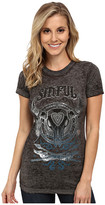 Affliction Painted Desert Short Sleeve Baby Tee