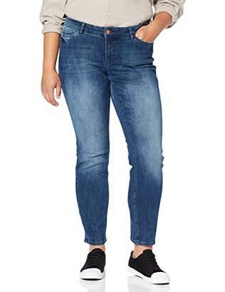 Junarose Women's Jrfiveals Sl Mb Jeans-K Slim,(Size: 44)