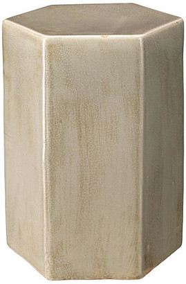 Jamie Young Small Porto Outdoor Side Table - Pistachio