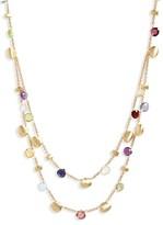 Marco Bicego Women's Paradise Semiprecious Stone Double Strand Necklace