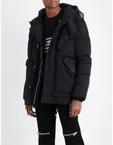 Givenchy Quilted Shell Coat