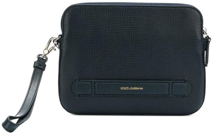 Dolce & Gabbana handheld clutch