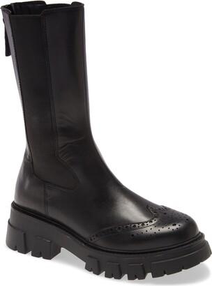 Ash Lennox Lug Wingtip Boot