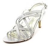Alfani Alisa Open-toe Synthetic Slingback Heel.