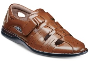 Stacy Adams Argosy Closed-Toe Fisherman Sandals Men's Shoes