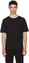 Issey Miyake Black Basic Bio T-shirt