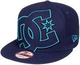 DC Mens Double Up Snapback Adjustable Hat/Cap