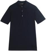 John Smedley Sea Island Polo Shirt