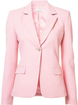Altuzarra One Button Blazer