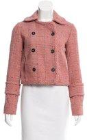 Chloé Wool Tweed Jacket