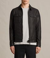 Allsaints Stretner Leather Jacket
