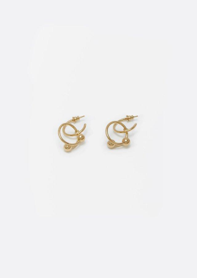 J.W.Anderson Pierce Couple Earrings