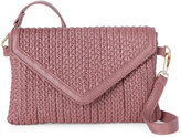 Urban Expressions Blush Hadley Crossbody