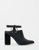Jaggar Diverge Block Heels