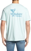 Tommy Bahama Vice and Easy Graphic T-Shirt