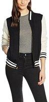 Juicy Couture Women's Eagle Varsity Jacket