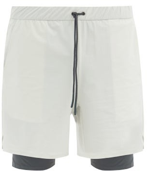 Jacques - Compression Performance Shorts - Grey Multi