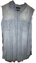 Rails Blue Denim - Jeans Top for Women