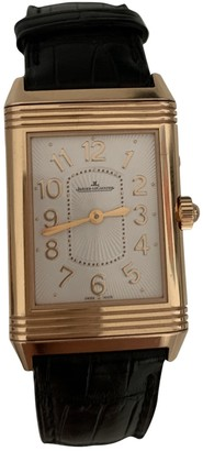Jaeger-LeCoultre Reverso Duetto Multicolour Pink gold Watches