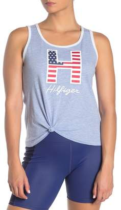 Tommy Hilfiger Graphic Print Tank Top