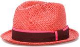Paul Smith woven hat - men - Straw - S