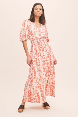 Storm & Marie Ivy Printed Maxi Dress