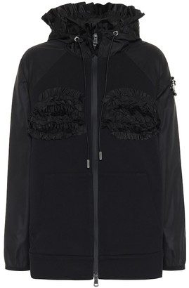 MONCLER GENIUS 4 MONCLER SIMONE ROCHA cotton jacket
