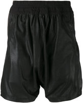 Julius leather shorts