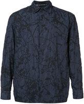 Issey Miyake splatter print shirt - men - Polyester - 2