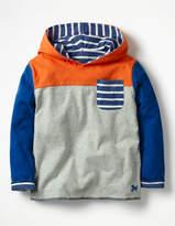 Boden Reversible Hooded T-shirt