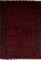 """Ecarpetgallery Hand-knotted Finest Khal Mohammadi 6'6"""" x 9'7"""" 100% Wool Traditional area rug"""