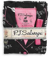 Pj Salvage Happy Hour Two-Piece Pyjama Set