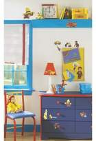 York Wall Coverings York Wallcoverings Curious George Peel and Stick Wall Decals