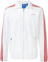 adidas modern track jacket - men - Polyamide/Spandex/Elastane - S