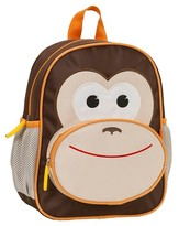 "Rockland 12.5"" Junior My First Backpack - Monkey"