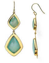 Argentovivo Volare Double Drop Earrings