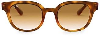 Ray-Ban 50MM Square Sunglasses