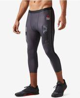 Reebok Men's CrossFit CORDURA® Cropped Compression Tights