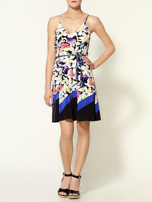 Yumi Kim Zoe Floral Silk Dress