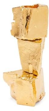 Alighieri Totem Candlestick - Gold