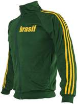 JL Sport Brazil Capoeira Zipped Jacket Brasil Tracksuit Jumper Man Top Retro Design