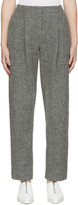 Acne Studios Grey Selah Trousers