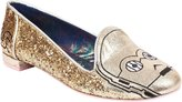 Irregular Choice Star Wars C3PO The en Robot Womens Flat
