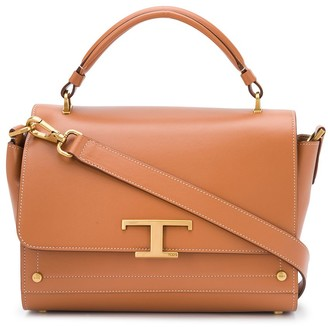 Tod's Small Flap Tote