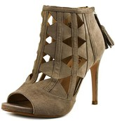 XOXO Catalina Open Toe Canvas Sandals.