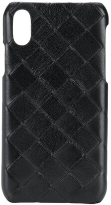 Bottega Veneta Intrecciato iPhone XS phone case