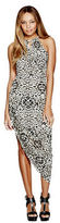 G by Guess GByGUESS Women's Corin Ruched Dress