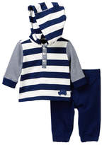 Offspring Traffic Circles 2-Piece Pant Set (Baby Boys)