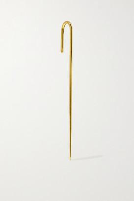 KatKim Thread Gold Ear Pin