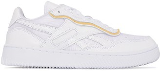 Reebok x Victoria Beckham Dual Court lace-up sneakers